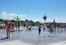 Lehi Splash Pad