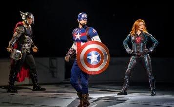 Marvel Universe LIVE! Utah Discount