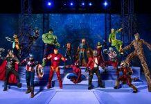 Marvel Universe LIVE! Utah Giveaway