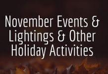 November events & activities