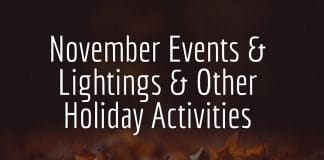 November events & activities