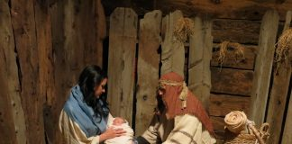 Alpine Living Nativity tickets