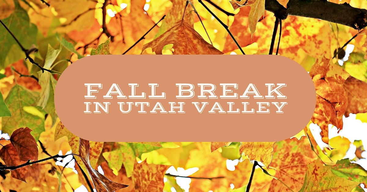 Utah County October Halloween Events Pumpkin Patches Trickor