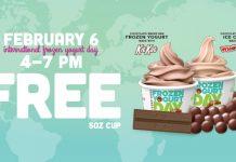 Free Yogurtland Orem