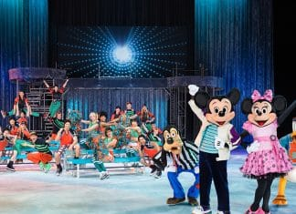 Disney On Ice Utah Giveaway
