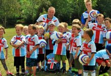 Children's British Soccer Camp