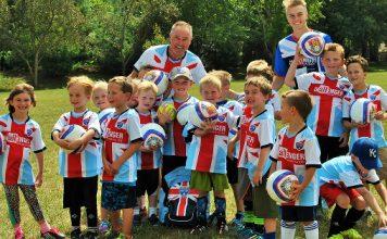Children's British Soccer Camp