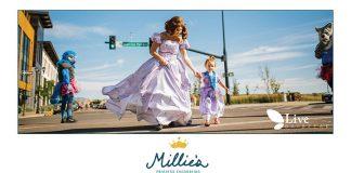 2018 Millie's Princess Foundation Run Flyer