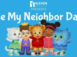 Be My Neighbor Day