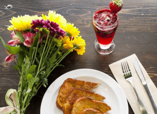 Even Stevens Free Mother's Day French Toast