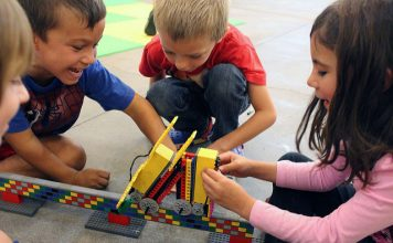 Play Well with Lego Science Camps