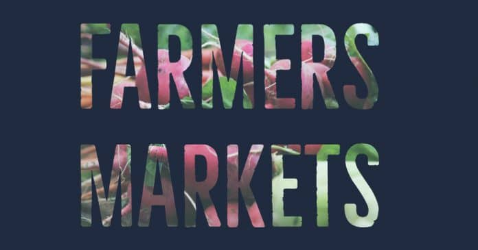 Farmers Markets in Utah Valley