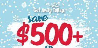 Save $500 on Disneyland vacation